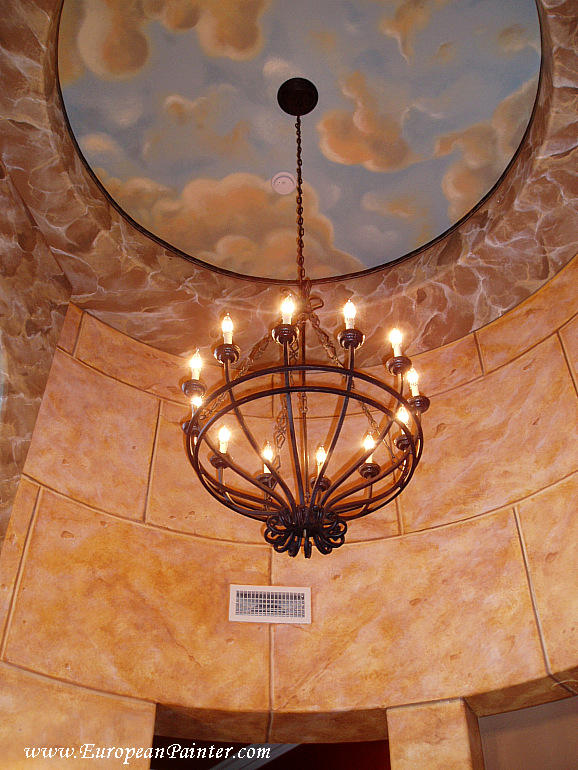 Discount Furniture Colorado Springs ... by EUROPEAN PAINTER - faux painting, murals, furniture decorating